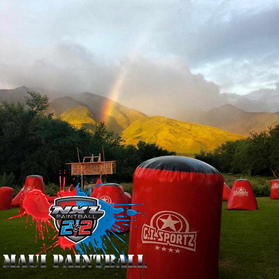 Maui Paintball Family Fun